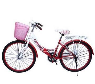 """Reflex Ladies Bicycle - 20"""" - Red"""