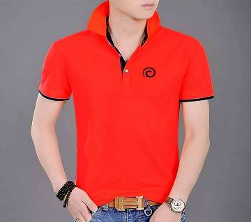 Mens Short Sleeve Polo Shirt