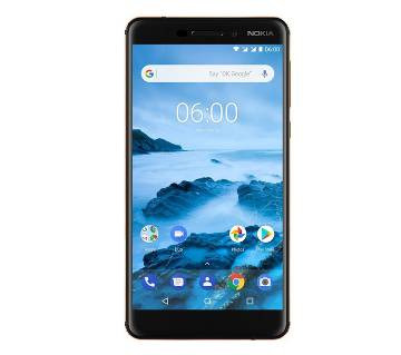 Nokia 6.1 (2018) - 4GB - 64GB