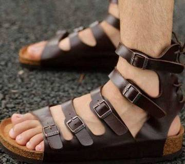 Gents leather casual sandal