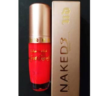 NAKED3 URBAN DECAY (Waterproof Moisture Lip Gloss) 10ml USA
