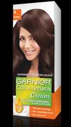 Garnier Color Naturals Cream 4 Brown 100 ml