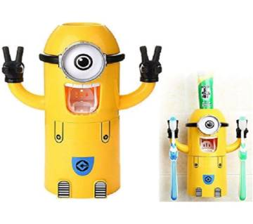 minion Toothpaste Dispensar