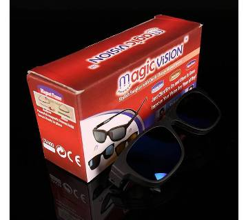 3 in 1 magnetic sunglass