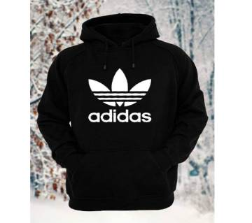 adidas black Hoodie