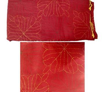 King Size Double Nokshi Kantha