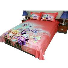 Home Tex Double Bed Sheet Set