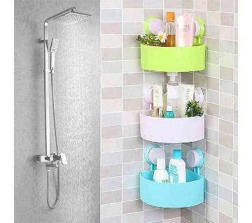 Bathroom triangle shelf-1 pc
