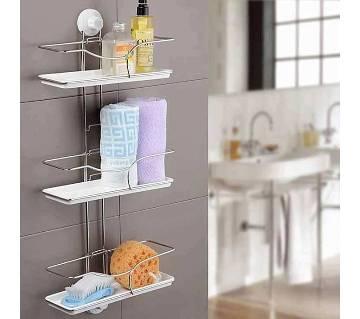 Succer combination 3 layer corner shelf