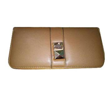 Ladies Coffee Brown Hand Purse
