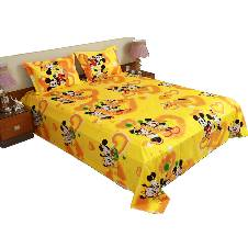 Bed Line Home Tex কটন কিং সাইজ বেডশীট