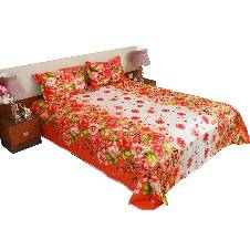 Bed Line Home Tex Cotton King Size Bedsheet