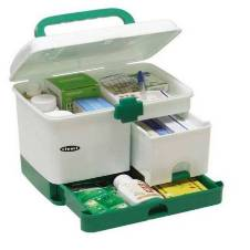 Multi-layer First Aid Box