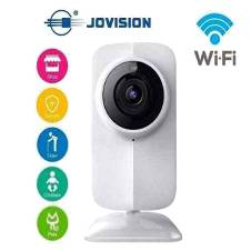 Jovision JVS-H210 Wireless IP Camera WIFI Smart Webcam Night Vision(UP TO 10M