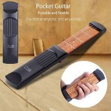 Mini Pocket Guitar - Guitar Chords Practice Tools
