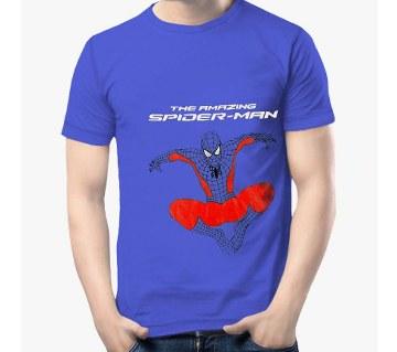 Spiderman Design T-Shirt for men
