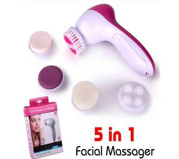 5 IN 1 FACE MASSAGER