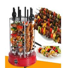 AUTOMATIC ELECTRIC BBQ GRILL MAKER