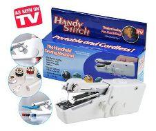 Handy Stitch Handheld Sewing Machine