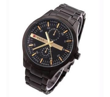 CURREN 8128 Gents Wrist Watch