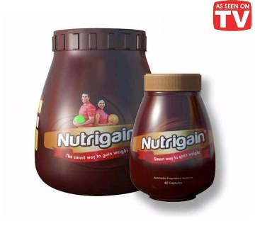 NUTRIGAIN Weight Gaining Product