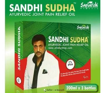 Sandhi Sudha Ayurvedik Oil