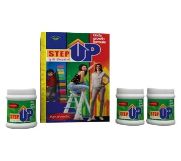 STEP UP Body Growth Formula