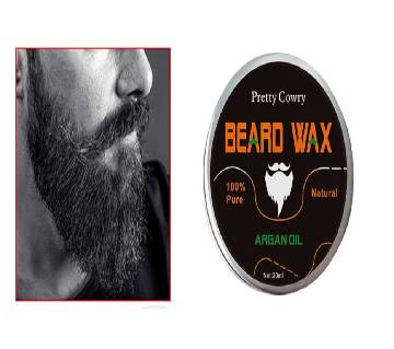 Pretty Cowry Beard Wax - UK