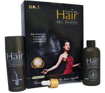 Hair Solution Hair Building Fiber