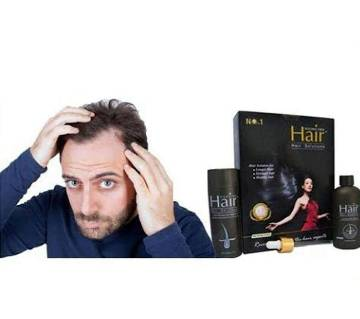 Hair Solution Hair Building Fiber