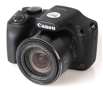 Canon ডিজিটাল সেমি SLR ক্যামেরা PowerShot SX520 HS Full HD