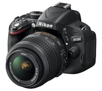 Nikon D5100 DSLR Camera with 18-55mm f/3