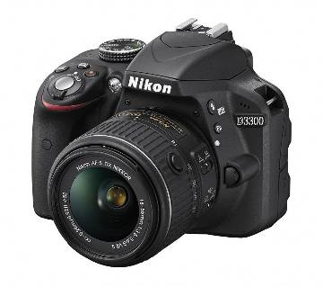 Nikon D3300 DSLR Camera (Body with AF-P)