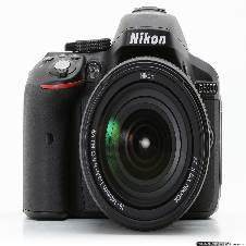 Nikon D5300 24.2MP 18-55mm VR Lens DSLR ক্যামেরা