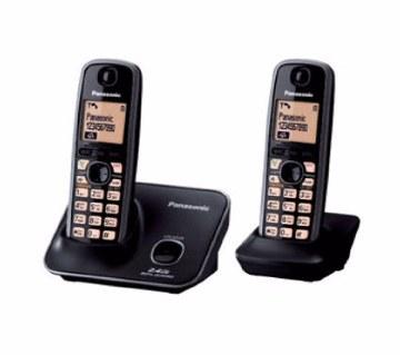 Panasonic KXTG-3712 Cordless Landline Phone