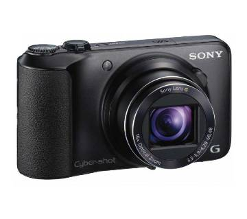 Sony DSC-H90 16x High Zoom Digital Camera