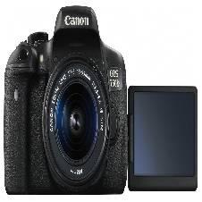 Canon EOS 750D ডিজিটাল এসএলআর ক্যামেরা with 18-55mm is STM -