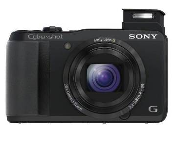 Sony HX20V 18MP 20xZoom GPS 3D Digital StillCamera