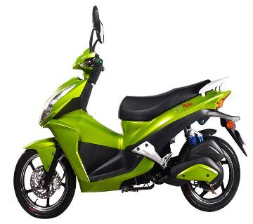 GT-5 Pulse (Green) স্কুটি বাংলাদেশ - 8886921