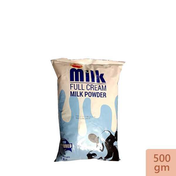 PRAN Full Cream Milk Powder 500 gm
