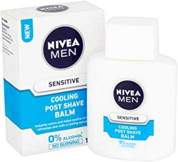 Nivea Men Sensitive Cooling Post Shave Balm 100 ml
