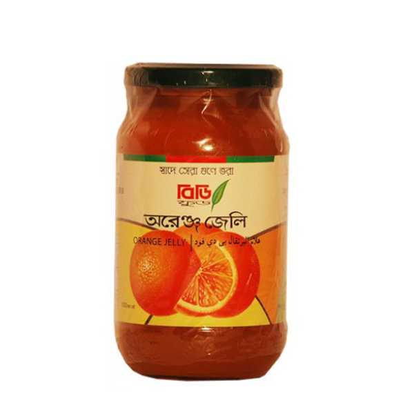 BD Orange Jelly 500 gm