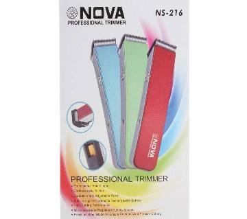 NOVA NS-216 Trimmer for Men