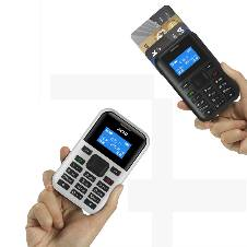 C8 Card Phone 0.96-inch 500mAh MP3 GPRS Low Radiation One Key Fast Dial Long Standby