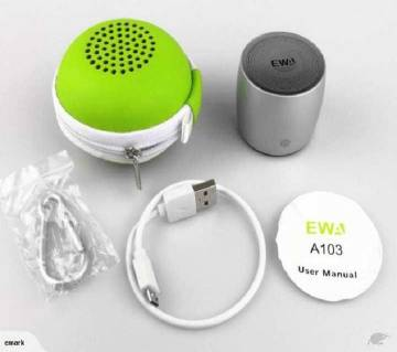 EWA A103 Super Mini Wireless Bluetooth Portable Speaker