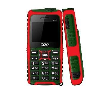 DIGO P241 mobile cum 7500 mAh power bank