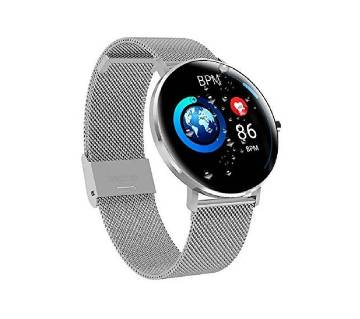 MICROWEAR L6 Smart Watch IP68 Waterproof Heart Rate Bracelet