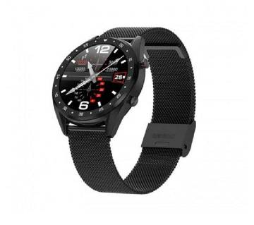 Microwear L7 Smartwatch Waterproof Heart Rate Monitoring Blood Pressure ECG
