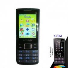 Orange B6 4 Sim Phone With Warranty