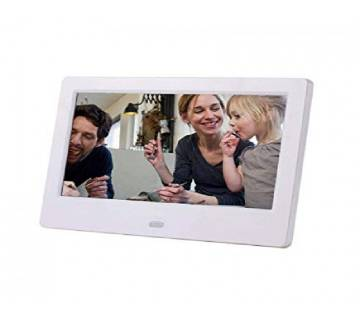 Digital Photo Frame 7 inch With Remote Mp3/Mp4 Supported
